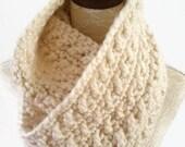 Infinity Scarf, crochet s...