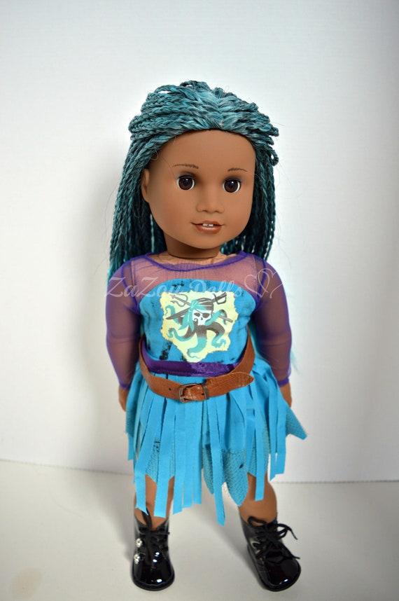 Custom Doll Wig For 18 American Girl Dolls Heat Safe