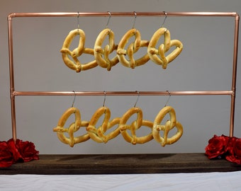 Pretzel Bars*Pretzel Stands*Wedding Food Bars*Wedding Food Buffets*Pretzel Holders*Donut Stands*Doughnut Stands*Donut Holders*Donut Bars