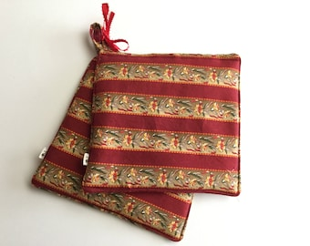 Pot Holders - Set of Two