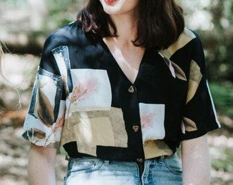 Vintage 80s graphic shirt
