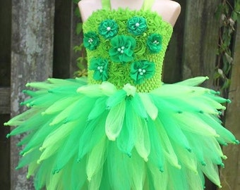 Tinkerbell costume, fairy costume, tinkerbell dress, fairy tutu, Tinkerbell tutu, fairy dress, tinkerbell party, fairy party, green fairy