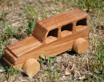 Car-Car toy-wooden car toy-wood car-waldorf car-Mercedes-Benz car-Geländewagen car-automobile toy