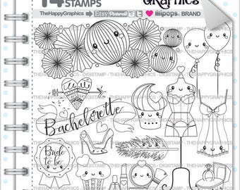 Bachelorette Stamp, 80%OFF, Commercial Use, Digi Stamp, Digital Image, Bachelorette Digistamp, Bachelorette Party, Bride Stamp, Bride To Be
