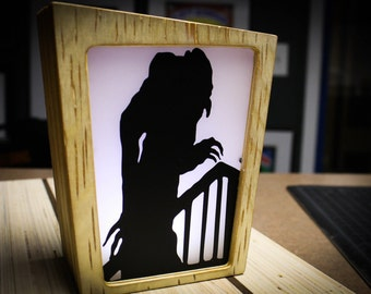 Nosferatu LED Light Box from Gearbox Designs