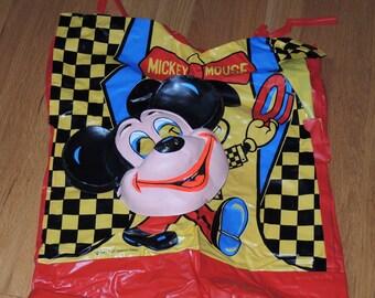 1985 Disney Mickey Mouse Halloween Costume in the Original Box