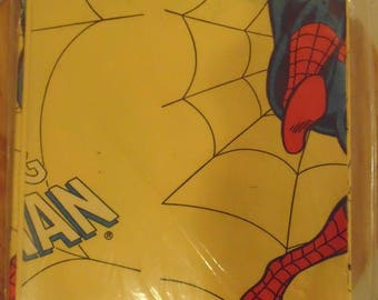 1978 Spider-Man Tablecloth sealed and unused