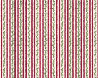 Anne of Green Gables Christmas - Stripe Red (C6494-Red)