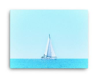 Sail Away - High Quality Canvas Print