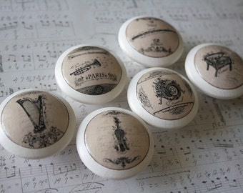 New Designs-6 pc set Musical Instruments 3