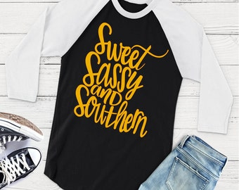 Sweet Sassy and Southern, Texan, Southern, Texas Svg,Dxf,Png,Jpeg