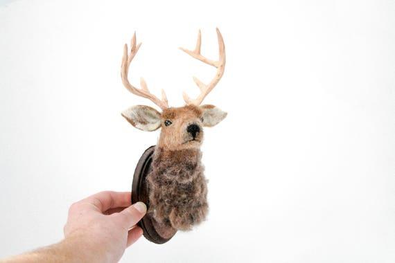 Elk Wool Sculpture
