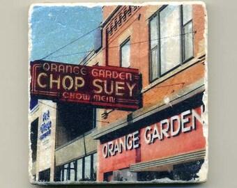 Orange Garden Chinese Restaurant in Northcenter-  Original Coaster