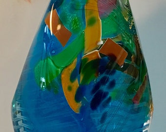 Blown Glass Art, Seattle, Art, Blown Glass