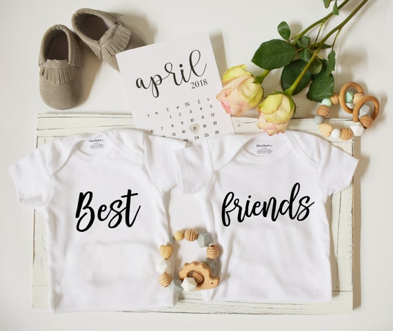 Twin Baby Announcement ideas