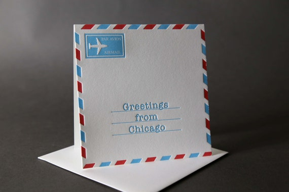 Airmail Chicago