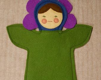 Flower Puppet