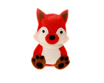 Leonard the Fox pattern - No. 221