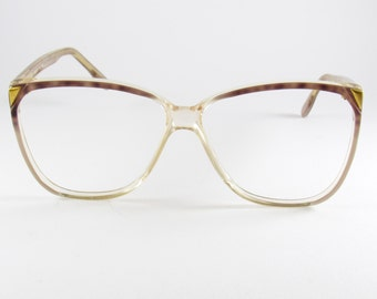 Hipster Vintage Glasses, 70s, Womens Glasses, Oversized Sunglasses, New Old Stock, Eyewear, Gift for Her, Anniversary Gift, Sunglasses