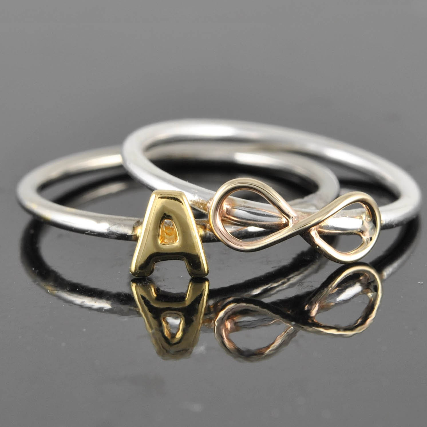 engagement rings qbotmsp wedding white in mother cute special diamond infinity with fancy tw promise jhdmwig mothers stone cool ring gold diamonds