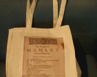 Quote Tote: Hamlet
