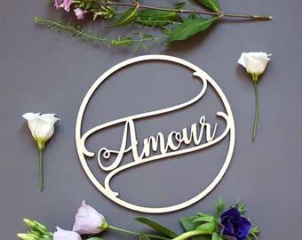 "Wreath - ""Amour"""