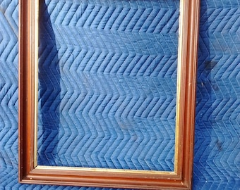 Wood Vintage Frame #12