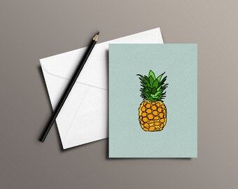 Tropicanna | Greetings Card