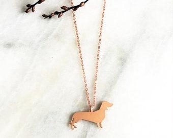 Dachshund - Necklace