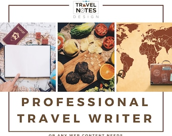 Travel writer and General SEO content creator
