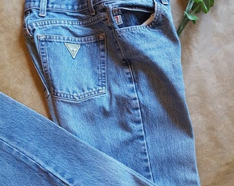 Vintage 80s guess jeans high waisted