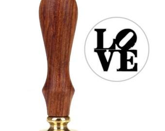 "Seal for wax seal ""Love"", ""Love"""
