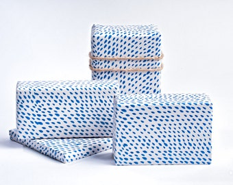 Brushed Dot Pattern / Wrapping Paper