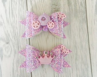 A little princess party bow