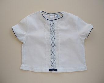Bambino 1950's blouse - 2y