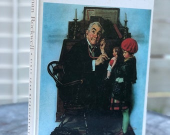 Norman Rockwell, a sixty year retrospective: Catalogue of an exhibition (Hardcover) 1972
