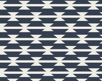 KNIT Tomahawk Stripe from the Arizona range by Art Gallery Fabrics x 25cm