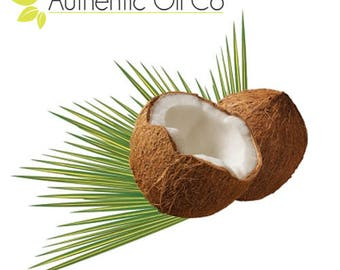 Coconut Oil  Organic Virgin White 1.7oz  3.5oz  9oz 17.5oz
