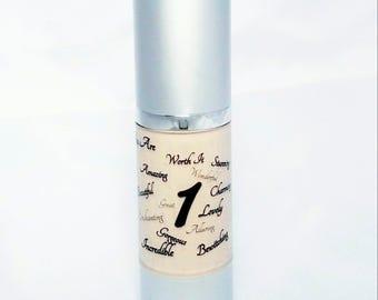Organic Foundation - Mineral Foundation - Liquid Foundation - Mineral Makeup - Organic Makeup - Natural Makeup - Organic Cosmetics
