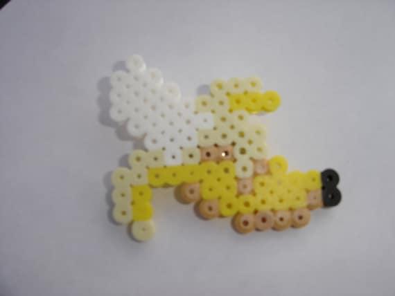 pixel art cute banana pin brooches pin badge fruit food 16bit. Black Bedroom Furniture Sets. Home Design Ideas