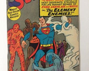 Superman #190! Grande copie! DC Comics 1966