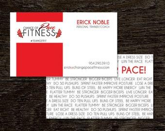 Custom Business Card Design / Corporate Branding / Corporate Identity