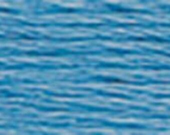 DMC 806 Perle Cotton Thread | Size 8 | Dark Peacock Blue