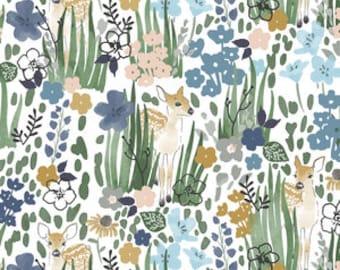 Organic cotton Crib sheets & Mini crib sheets including Lotus Chicco Bloom Baby Nuna Sena etc Floral deer fawn born blue shell gray oh deer