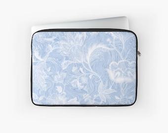 Blue, Laptop Sleeve, Marble, Macbook Sleeve, Macbook Case, Macbook Pro Case, Laptop Cover, Laptop Sleeve, Macbook Air