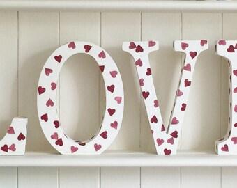 Emma Bridgewater Large Love Letters