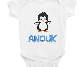 Anouk Pinguin Baby Body