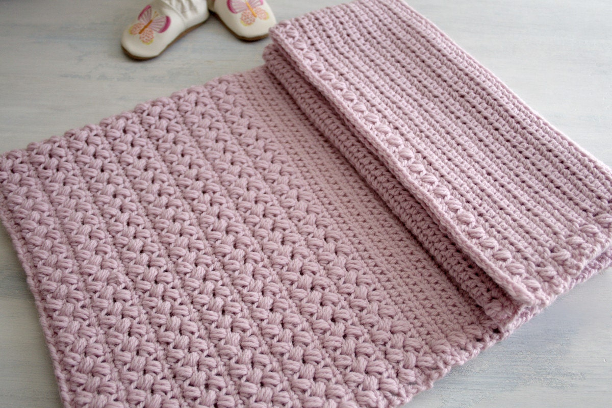 Crochet pattern crochet baby blanket pattern new baby afghan this is a digital file dt1010fo