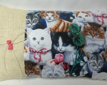 Cat Pillow, Gift For Cat Lover, Pet Accent Pillow, Animal Print Pillow, Feline