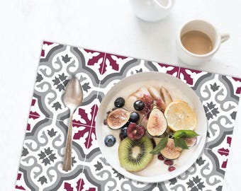 TRIANON purple - Placemat